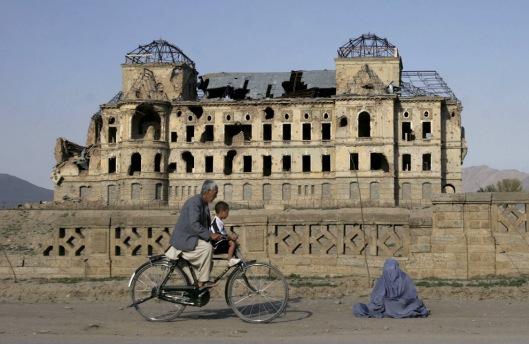 In Kabul