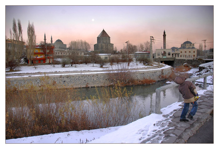 A snow twist in Pamuk's Kars
